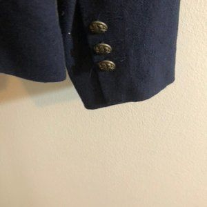 KENAR Jackets & Coats - Navy Kenar with brass buttons Ladies Jacket XL